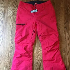 NEW Columbia Omni Heat ski pants